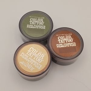 Maybelline Color Tattoo Pure Pigment *Sealed*